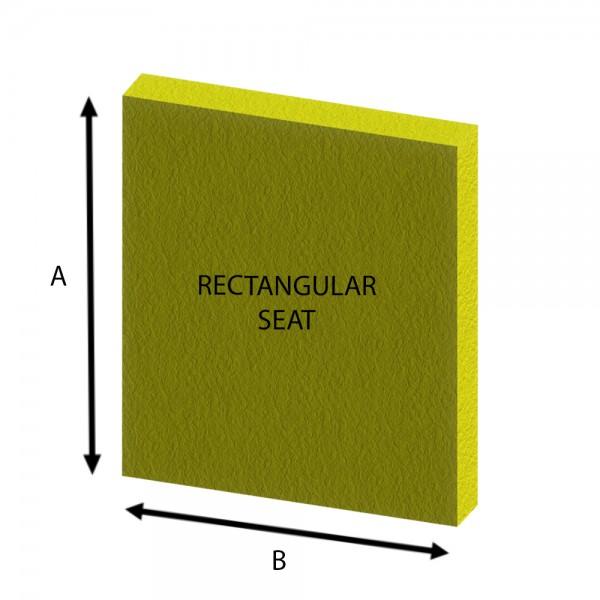 Rectangular Seat