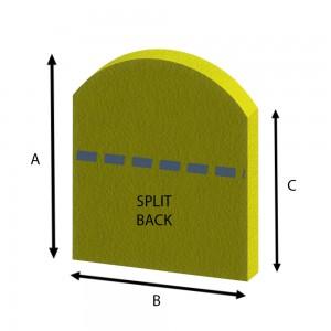 Split Back