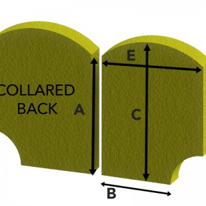 Collared Back | Sofa