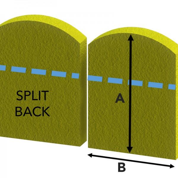 Split Back | Sofa